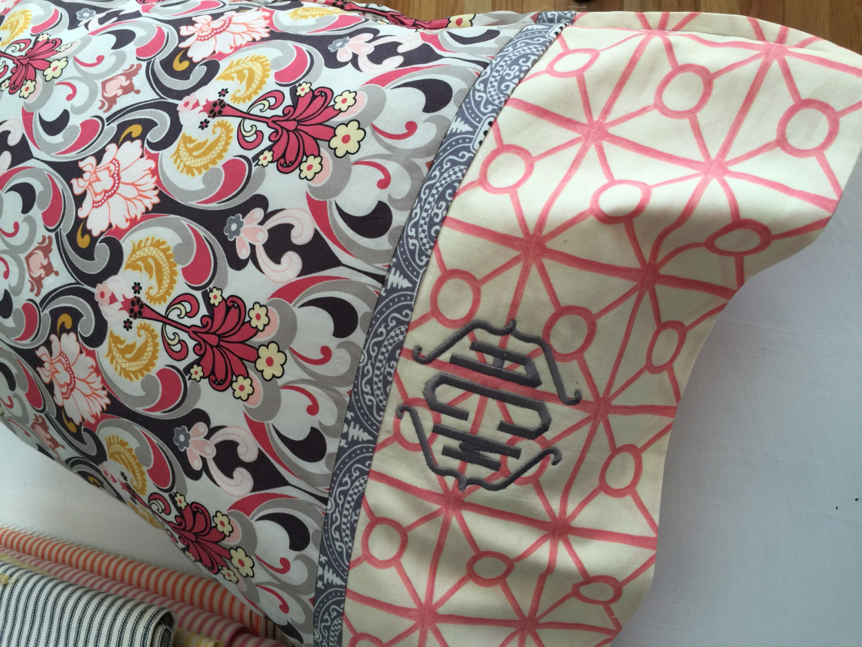 Inspired Project #7: Personalized Pillowcase