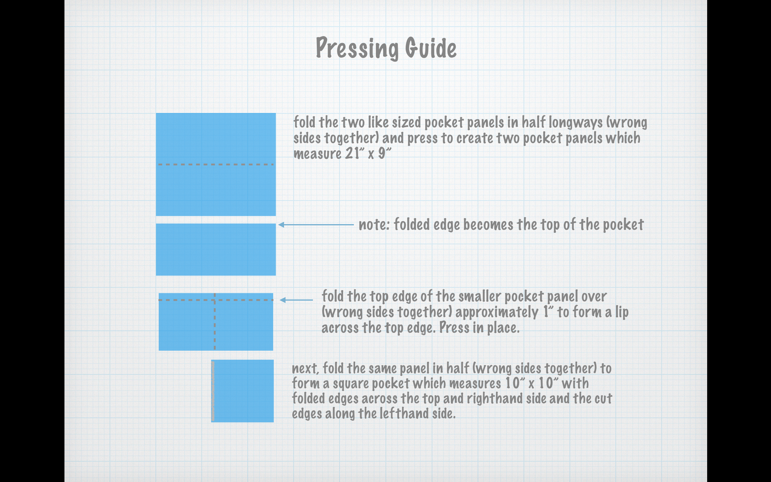 Pressing Guide Page 2
