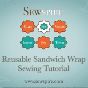 sandwich wrap cover