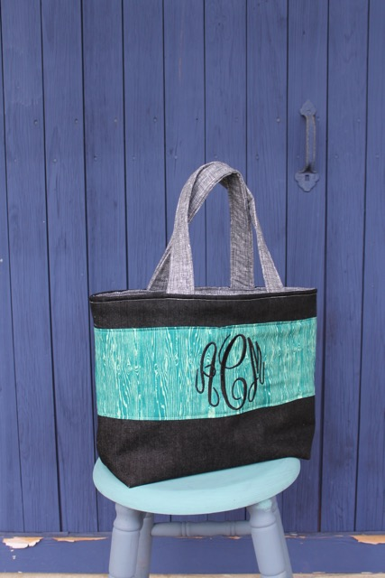 How to sew an Adventure Tote