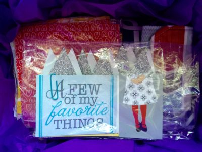 A box of love giveaway