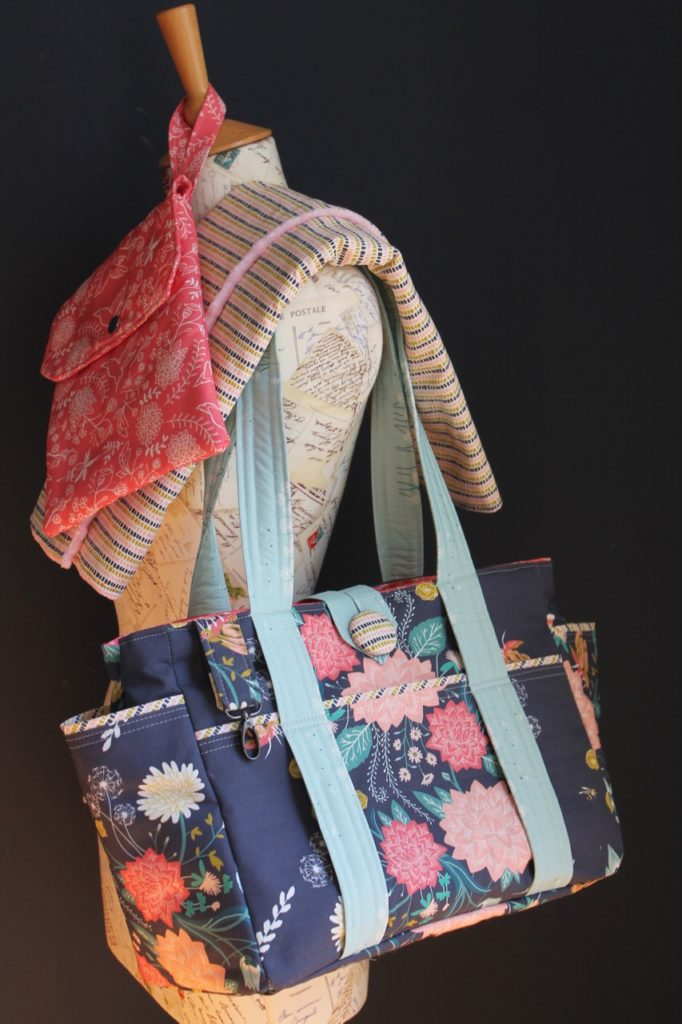Sewspire Diaper Bag Sewing Tutorial