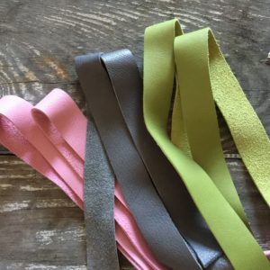 Leather Project Tote Bag Straps