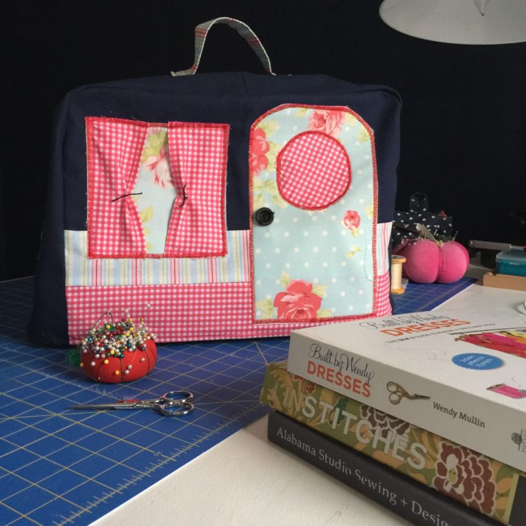 How to sew a cover for your sewing machine