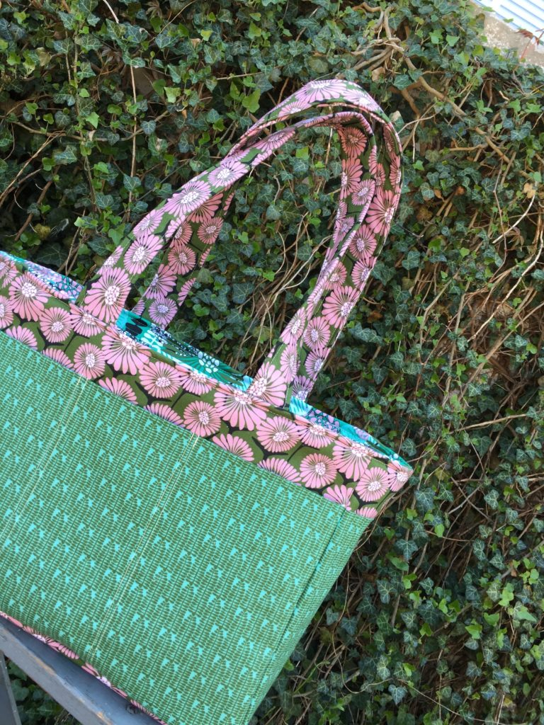 Ultimate Tote Bag Sewing Tutorial