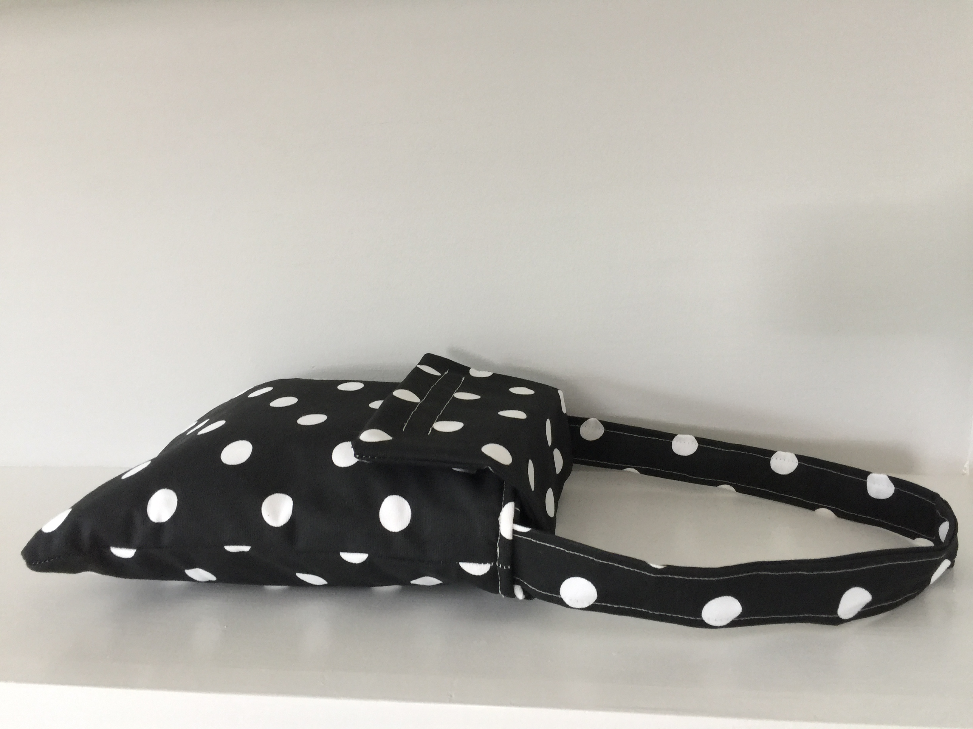 How to sew an insulated bottle tote