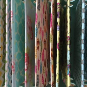 How to sew a hanging file folder from fabric