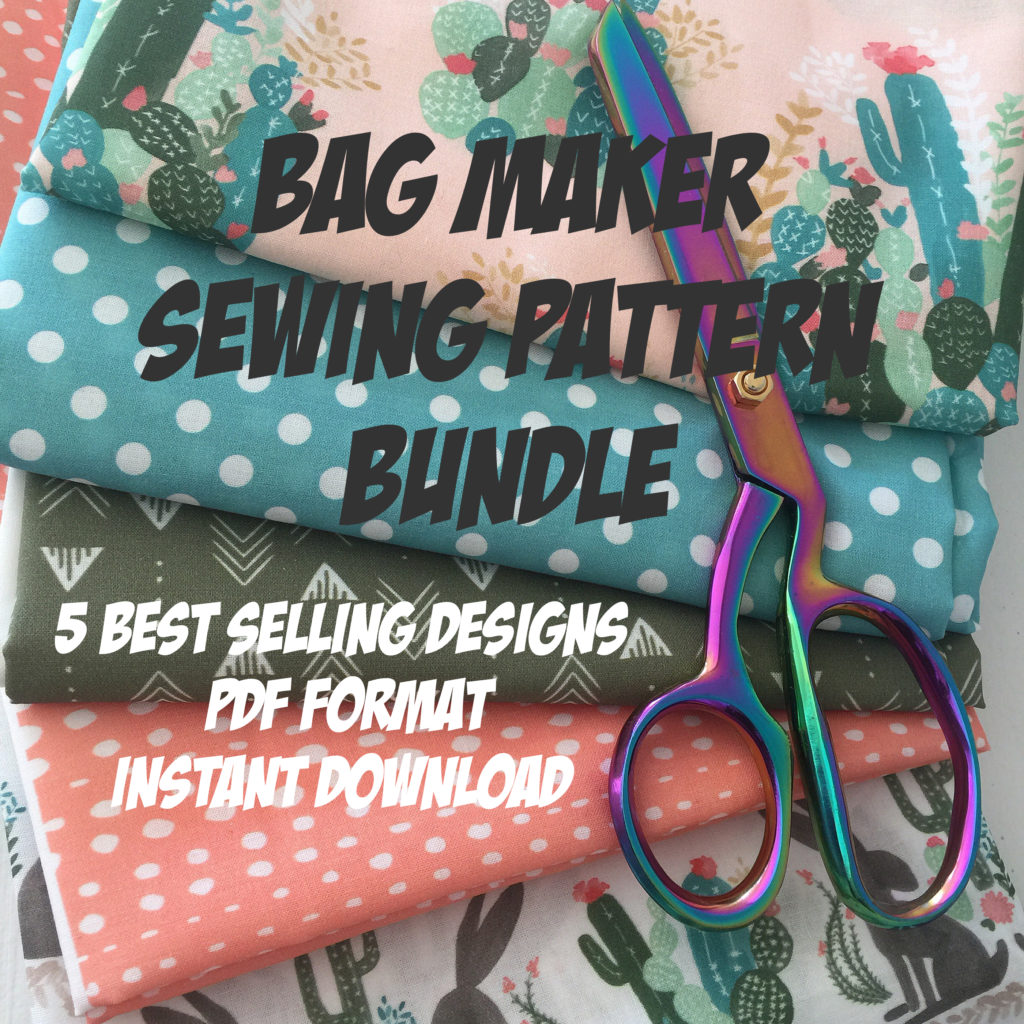 Bag Making PDF Pattern Bundle