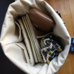 How to sew a convertible round bottom backpack crossbody hip bag by Sewspire