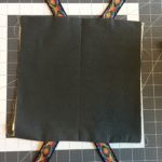 How to sew a tri-fold iPad organizer