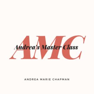 AMC Andrea's Master Class