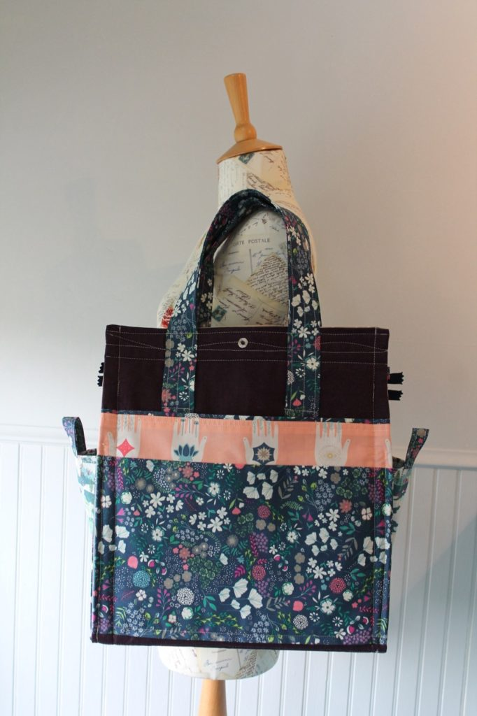How to sew a Lifestyle Tote Bag