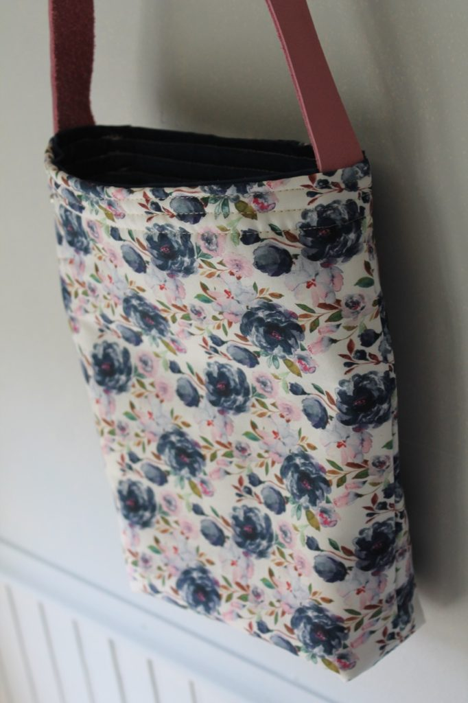 How to sew The Quick Tripper Bag by Sewspire