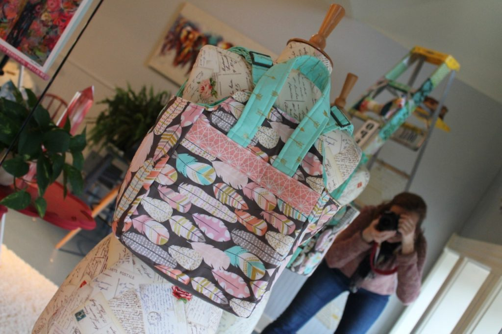 Sewspire Everyday Backpack Sew Together