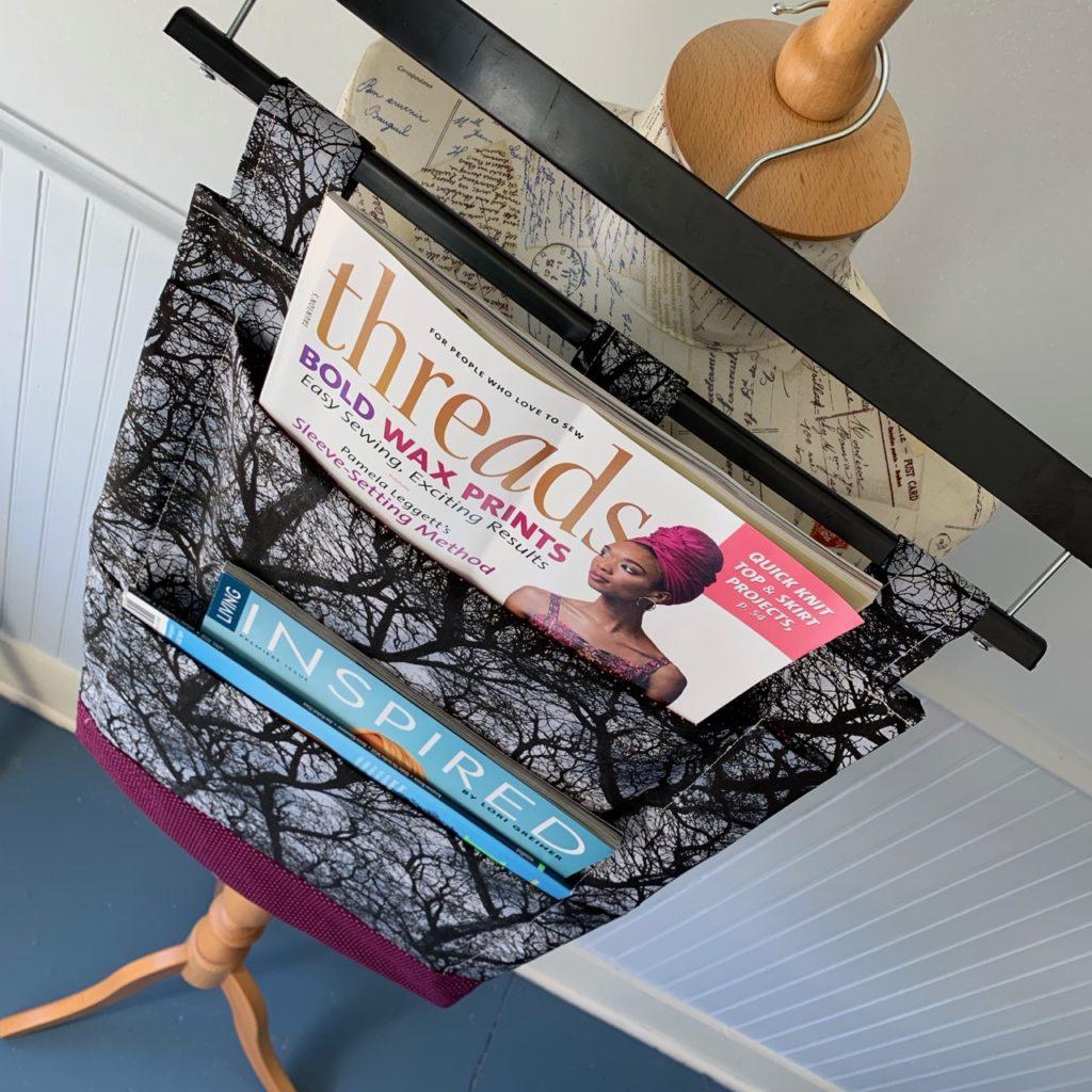 Hanging Organizer w/ Hidden Pockets