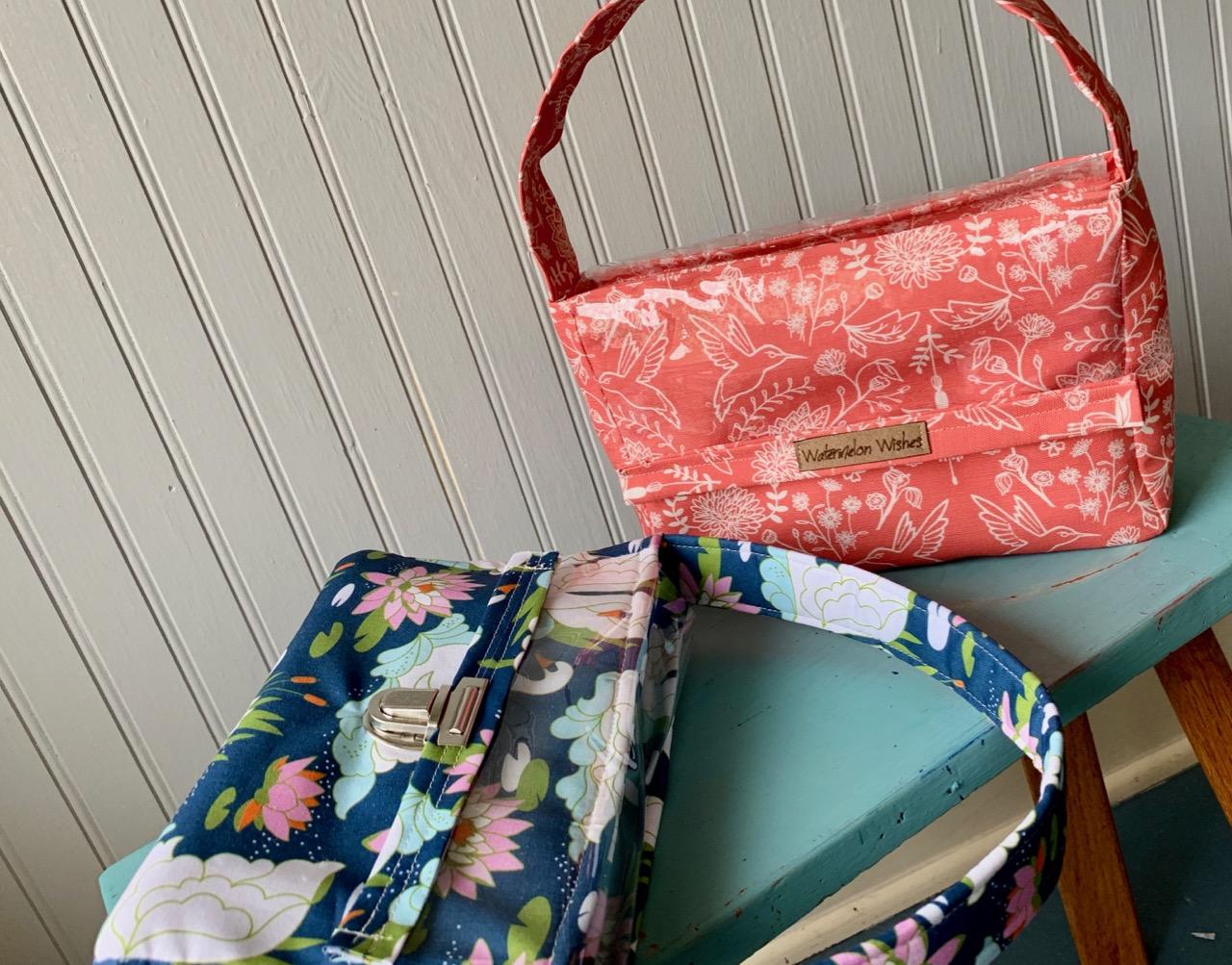 My Pretty Things Purse Sewing Tutorial