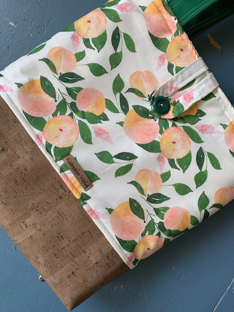 How to sew my Peachy Keen Tote