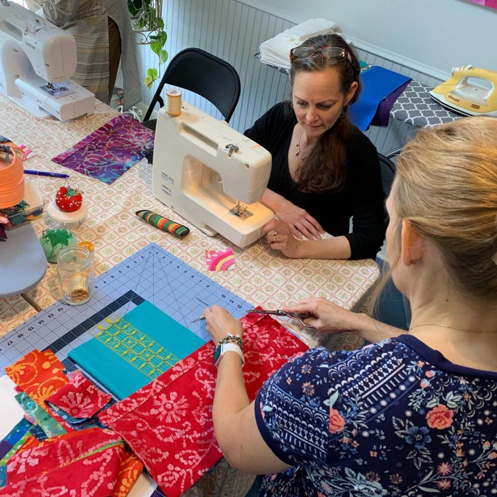 Sewspire Sewing Workshops