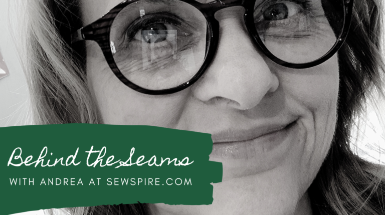 Behind the Seams with Andrea 12-13-19