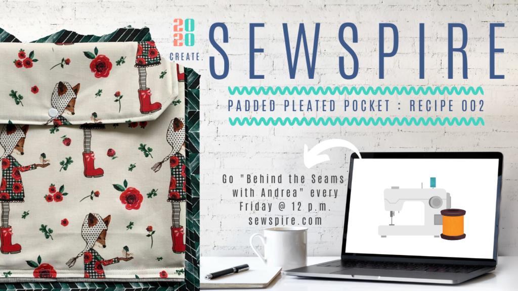 Sewspire Sewing Recipe 002