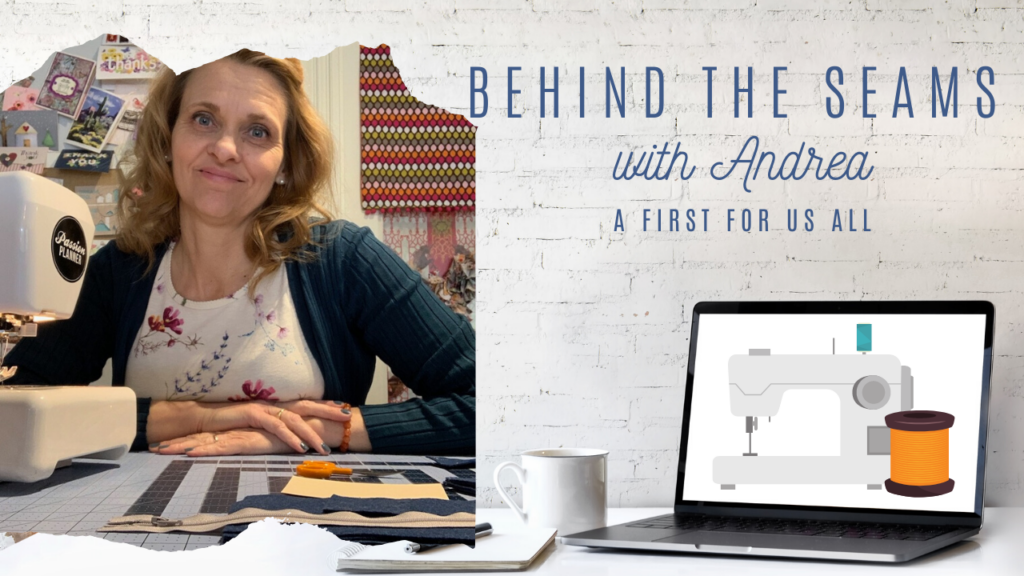 Behind the Seams with Andrea of Sewspire