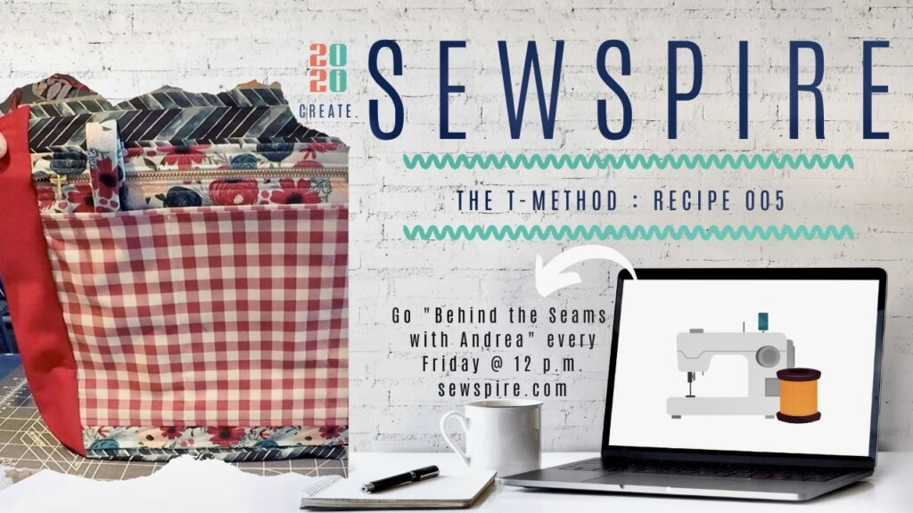Sewspire Sewing Recipe 005