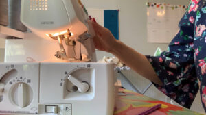 Sewspire Serger Sewing Series