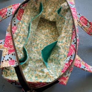 Mini Duffel Sewing Tutorial