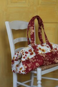 Design Your Own Dynamic Duffel Bag Sewing Pattern with Sewspire